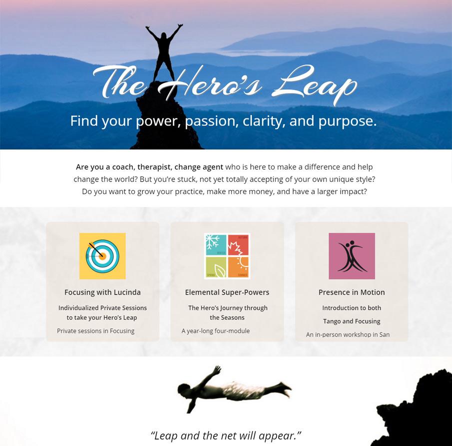 Hero's Leap